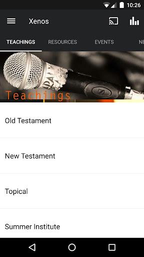 玩教育App|Xenos Christian Fellowship免費|APP試玩