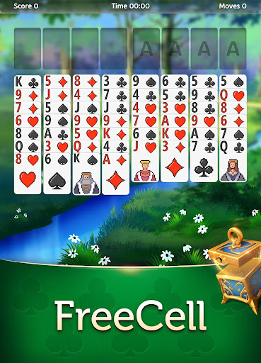 Magic Solitaire - Card Game modavailable screenshots 7