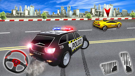 Police Highway Chase in City - Crime Racing Games 1.2.1 de.gamequotes.net 1