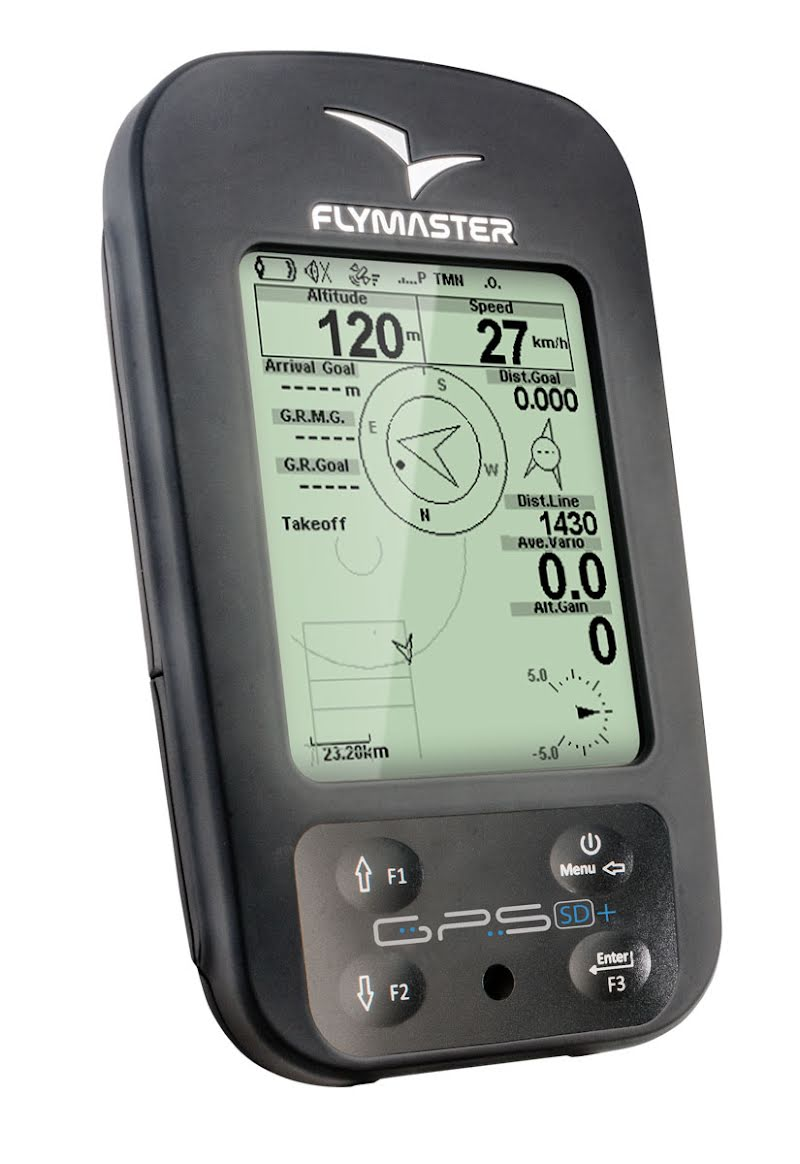 Flymaster Avionics GPS SD+ with Live tracking