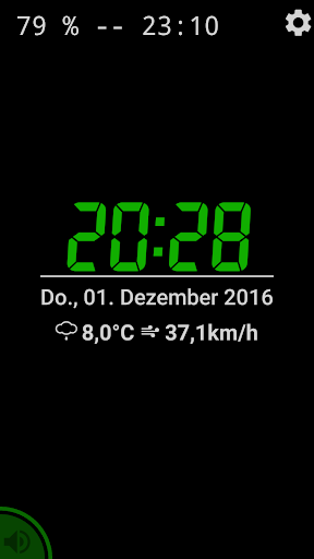 Day and night clock 2.8.16 screenshots 2
