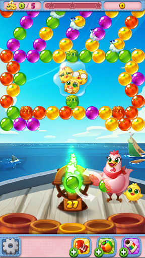 Bubble CoCo: Color Match Bubble Shooter  mod screenshots 5