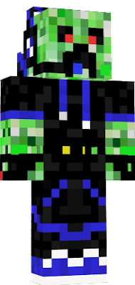 creeper gamer skin