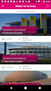 Telekom IT Hausmesse - náhled