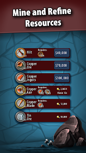 Crafting Idle Clicker Mod Apk (Unlimited Money) 2