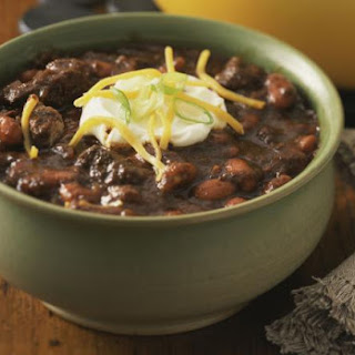 Cowboy Beans, Oven or Slow Cooker