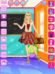 High School Dress Up For Girls APK screenshot thumbnail 20