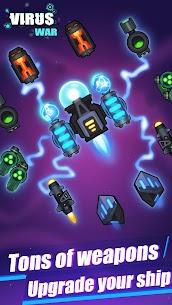Virus War – Space Shooting Game 3