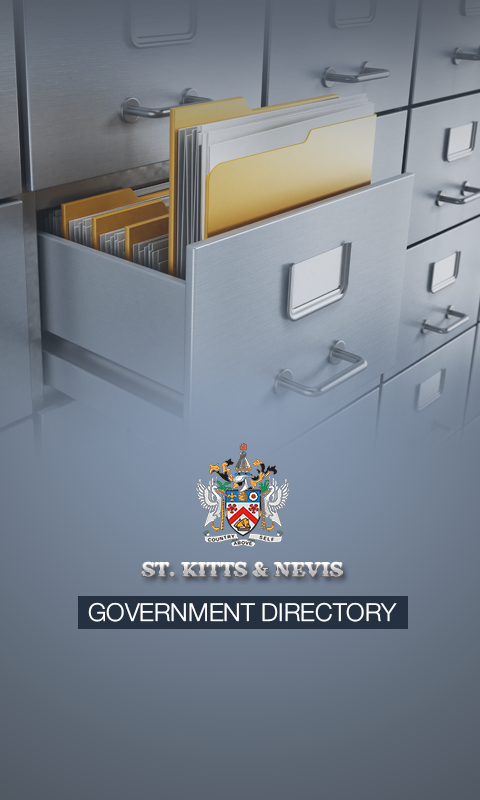 SKN Gov Directory- screenshot