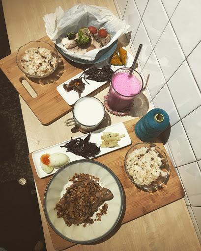 二訪了! 對茉莉莉新鮮的食材真的無話可說, 雖然菜單選擇不多,不過一定能讓您吃到非常美味又新鮮的食物!