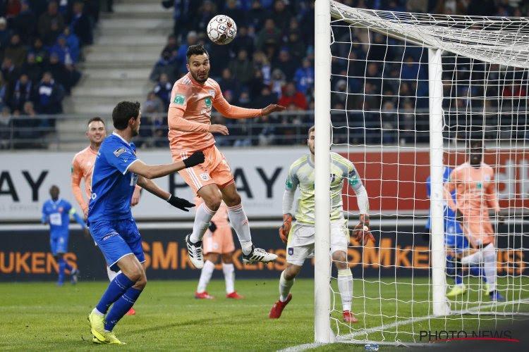 'Ivan Obradovic wil blijven bij Anderlecht'