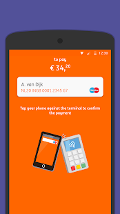 ING Mobile Payments - náhled