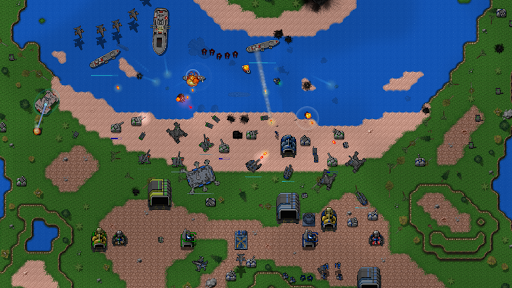 rusted warfare - demo screenshot 2