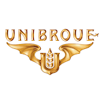 Logo of Unibroue Eau Benite 2012