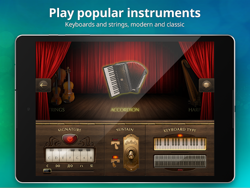 Piano Free - Keyboard with Magic Tiles Music Games app (apk) free download for Android/PC/Windows screenshot