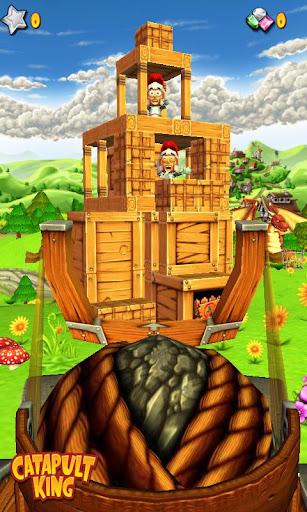 Catapult King  captures d'u00e9cran 1