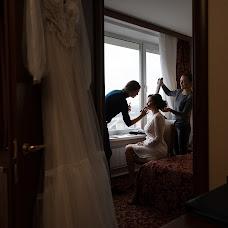 Wedding photographer Kristina Ashmarina (christina87). Photo of 06.11.2018