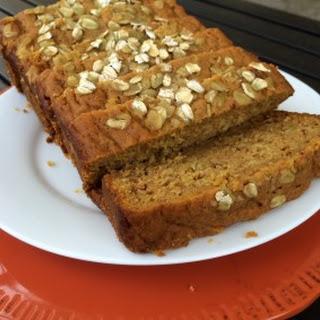 Gluten-Free Pumpkin Bread (10 Ingredients)