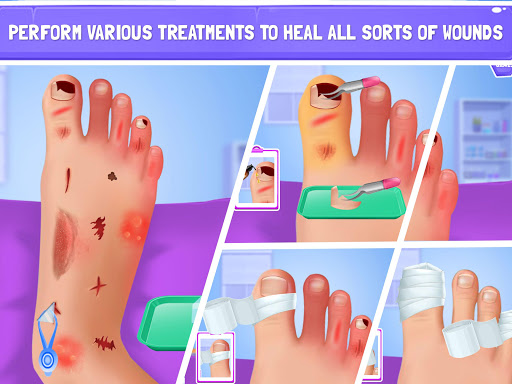 Nail Surgery Foot Doctor screenshot 4