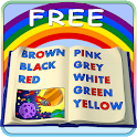 Learn to Read - Learning Colors for Kids icon