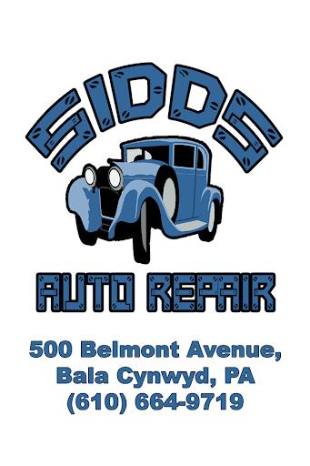 Sidd's Auto Repair