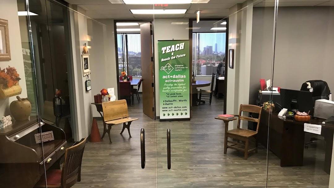 Act Dallas Alternative Certification For Teachers
