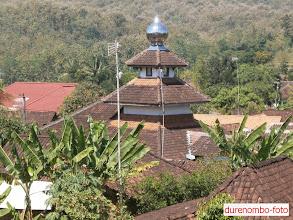 Photo: Pemandangan Masjid Nurul Huda Dk. Durenombo dari ketinggian