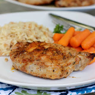 Juicy Grilled Boneless Pork Chops.