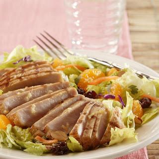 Ginger Pork Salad.