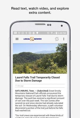 Local 8 Now - screenshot