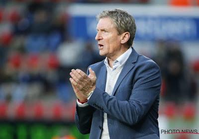 """Le CEO de Zulte Waregem à propos de la situation de Francky Dury: """"Regardez Malines"""""""