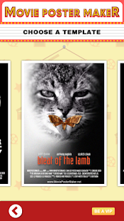 Movie Poster Maker & Template- screenshot thumbnail