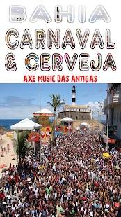 Axé Music Das Antigas Saudade do Carnaval da Bahia - náhled