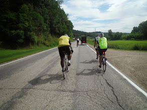 Photo: La Crosse WI to Portage WI Passing through Amish farming area