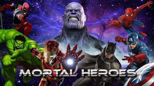 Mortal Heroes: Gods Fighting Among Us Hero Battle 1.0 screenshots 7
