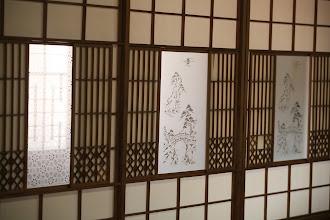 Photo: 松の間 障子 room matu no ma