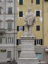 Photo: Garibaldi szobra