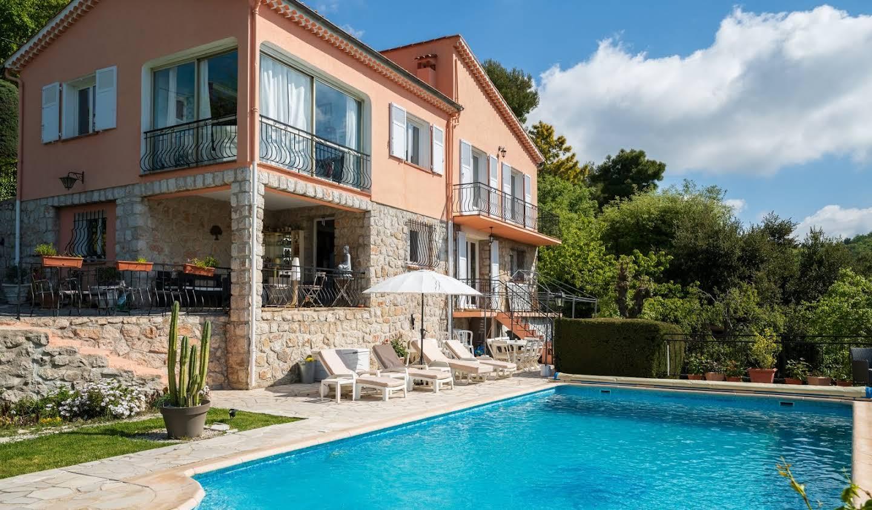 House Tourrette-Levens