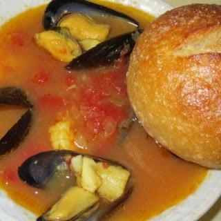 Easy Suquet de Peix Recipe (Catalan Fish Stew)