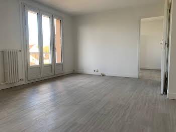 Appartement 2 pièces 42,76 m2