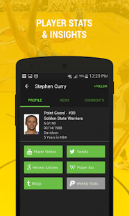 Playerline: Fantasy Football- screenshot thumbnail