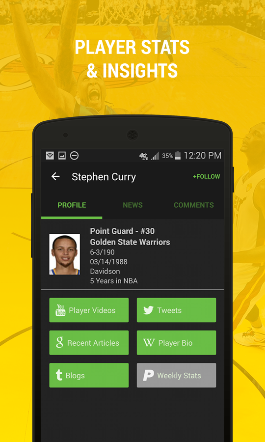 Playerline: Fantasy Football- screenshot