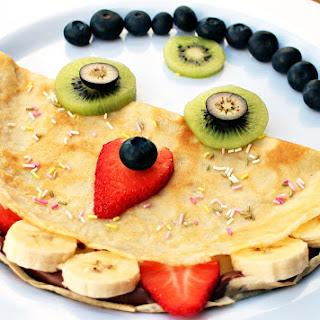 Monster Pancakes Recipe