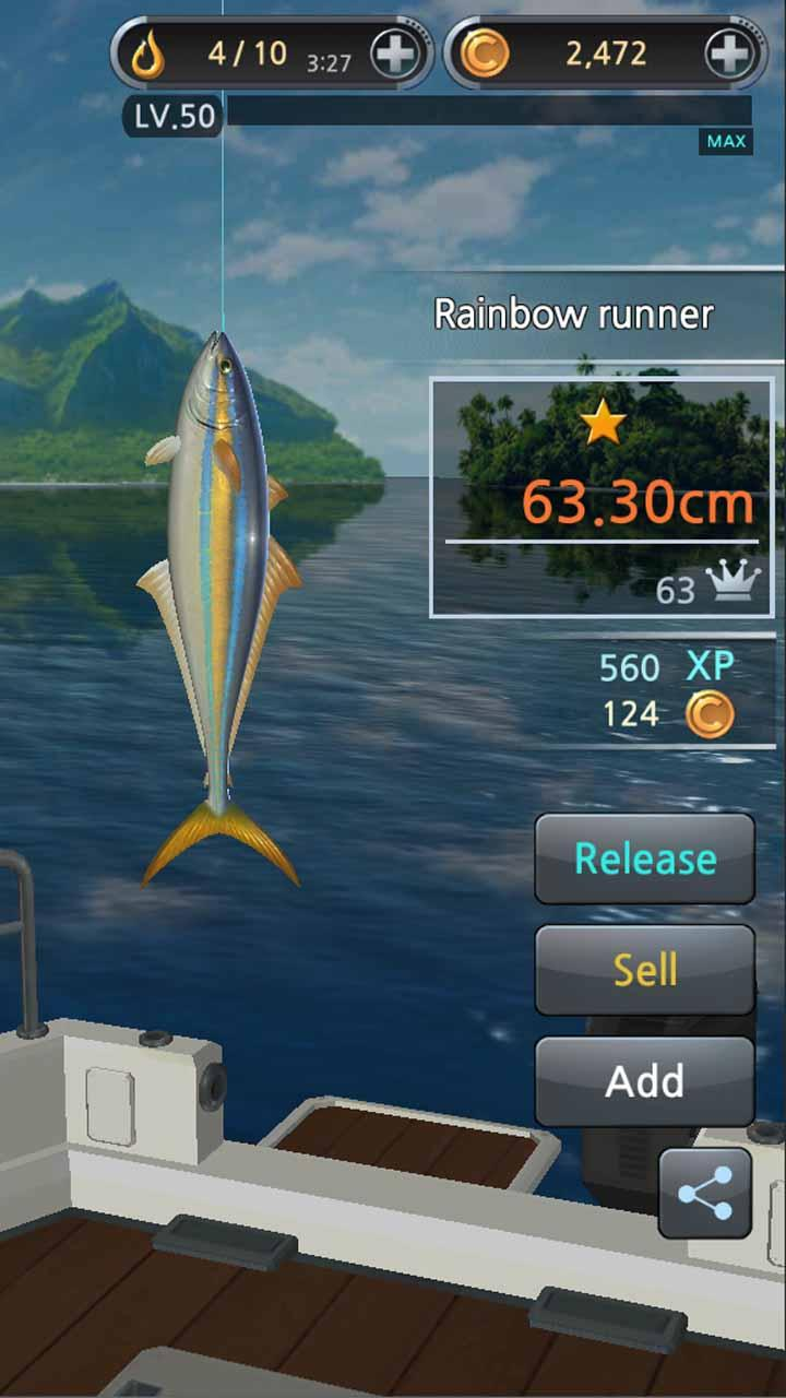 Fishing Hook Mod Apk (Unlimited Money) 2.1.8 Latest Version Download 2