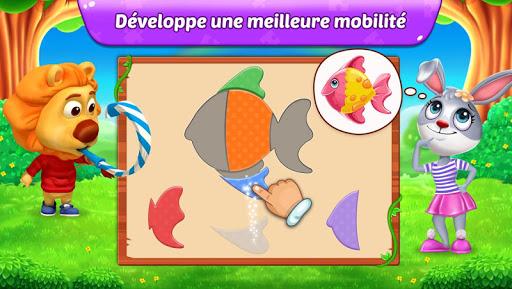 Puzzle Kids - Formes d'animaux et puzzles  screenshots 4
