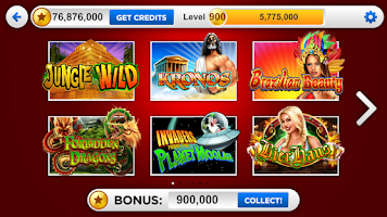 Screenshot of FireKeepers Casino