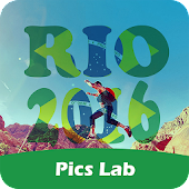 Rio 2016 Filter For Pics Lab