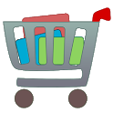 Keep shopping icon