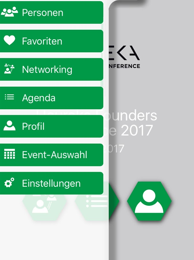 HEUREKA Founders Conference- screenshot