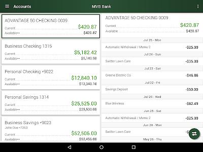 MVB Bank screenshot 8